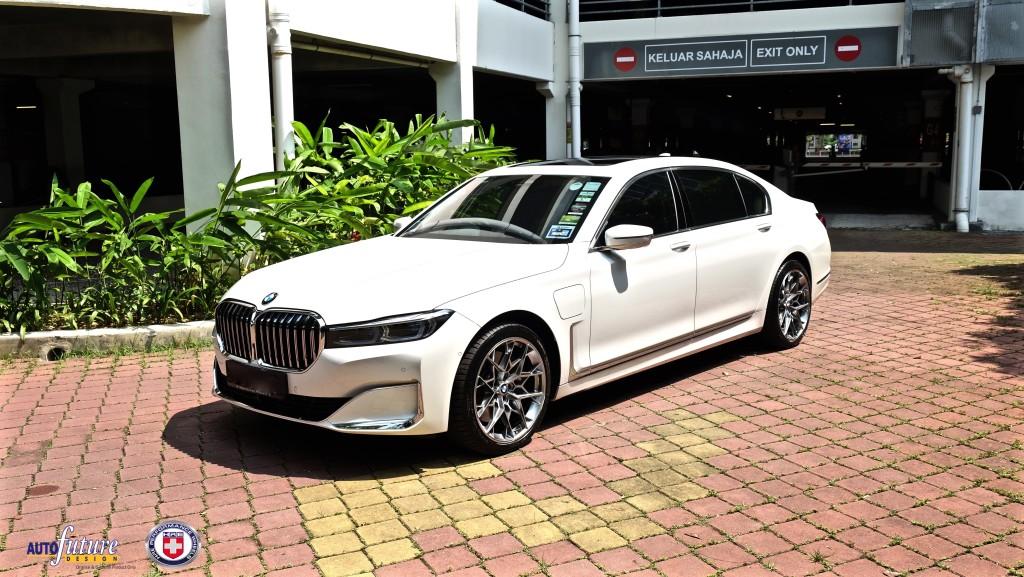 BMW G12 HRE FF10-13