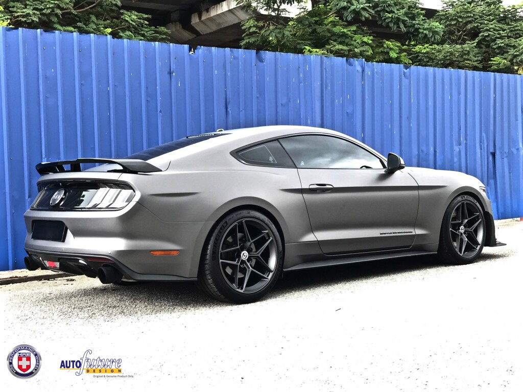 Ford Mustang FF11-11