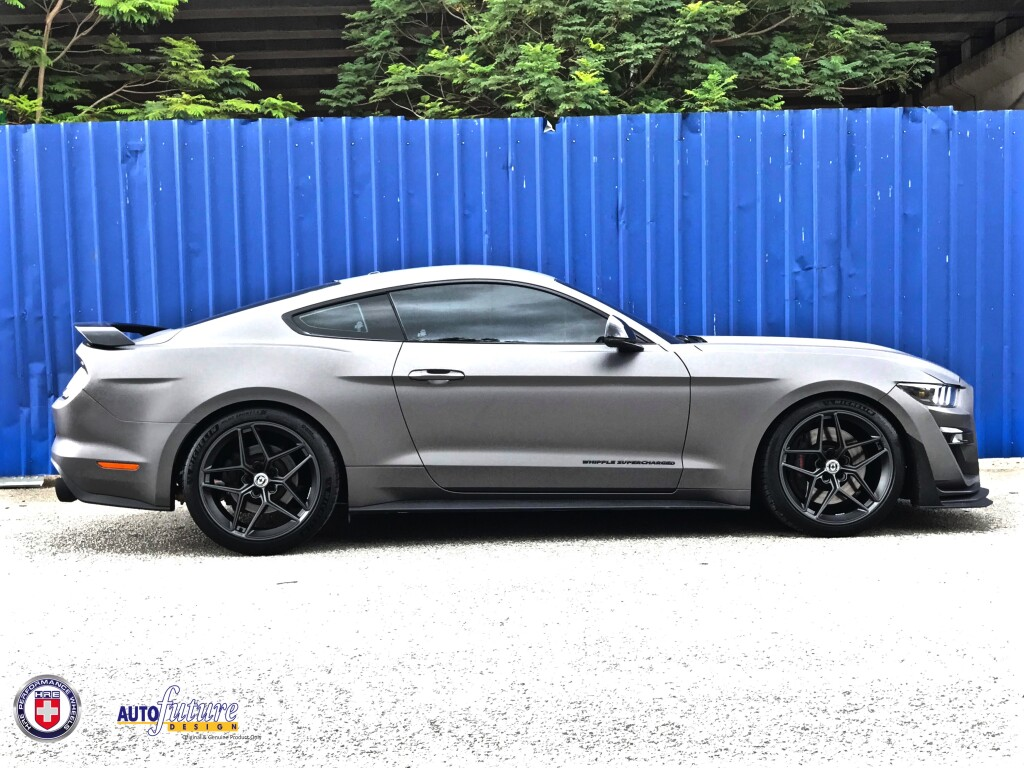Ford Mustang FF11-3