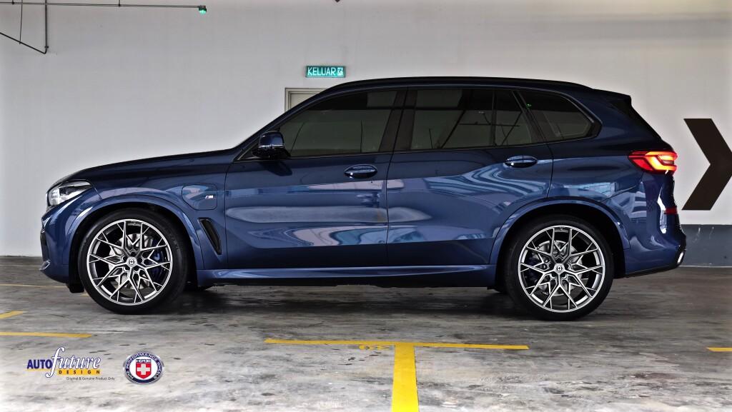 BMW G05 HRE-9