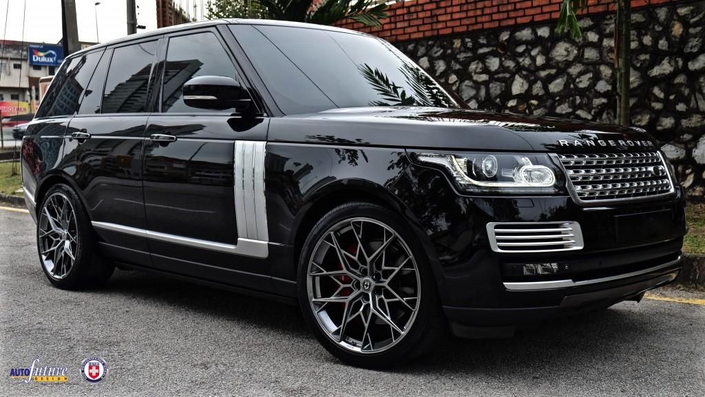 Range Rover HRE FF10-11