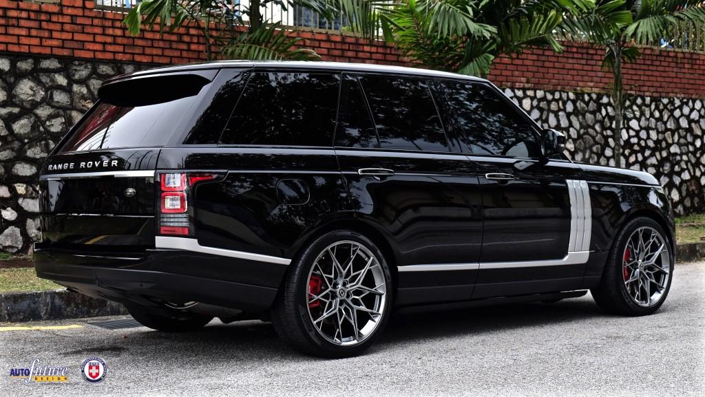 Range Rover HRE FF10-14
