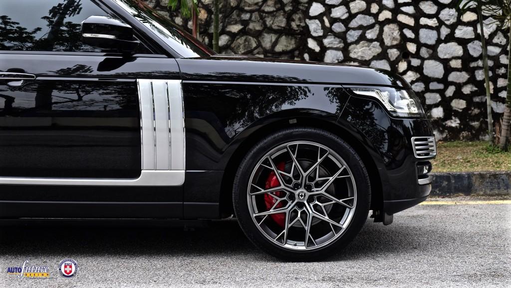 Range Rover HRE FF10-7
