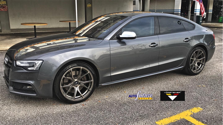 2015 Vorsteiner Audi S5 V Ff Wallpaper Hd Car Wallpapers Id 5498